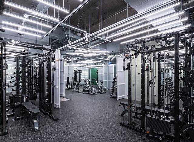 facility slider